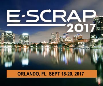 Meet SSI at E-Scrap 2017