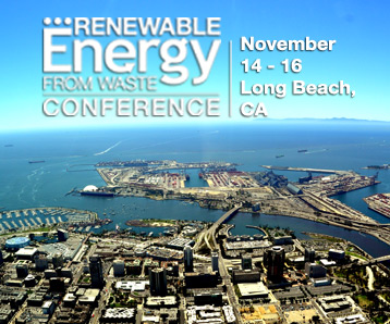 SSI Will Exhibit at the 2016 Renewable Energy From Waste Conference in Long Beach, CA.
