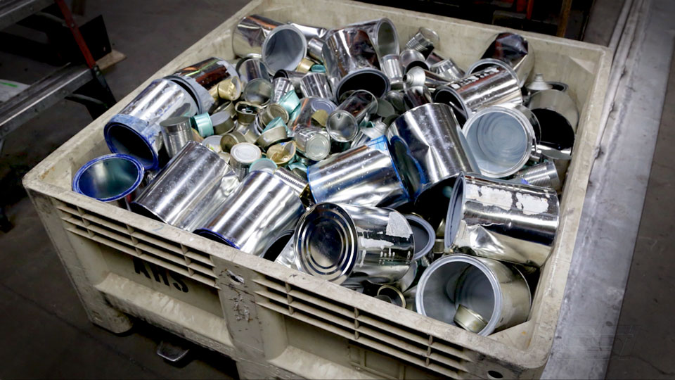 METALS: Tin Containers (M55)