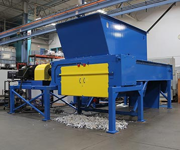 The Evolution of a Shredder: Uni-Shear® SR500