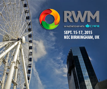 SSI Shredding Systems Will Exhibit at RWM 2015 in Birmingham, UK