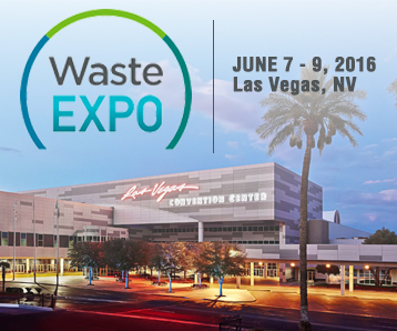 SSI at WasteExpo 2016