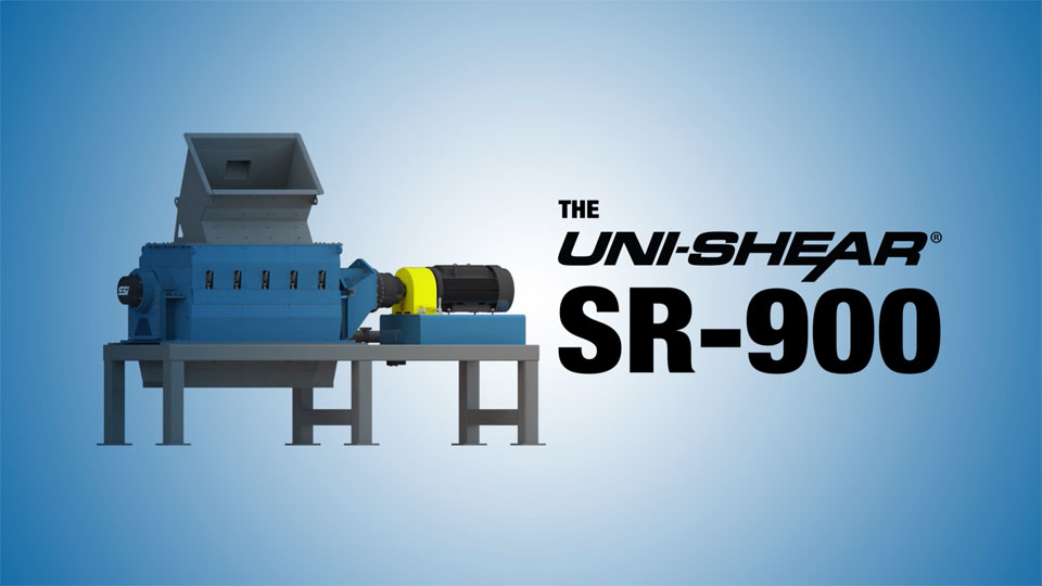 SSI Products: Uni-Shear® SR900