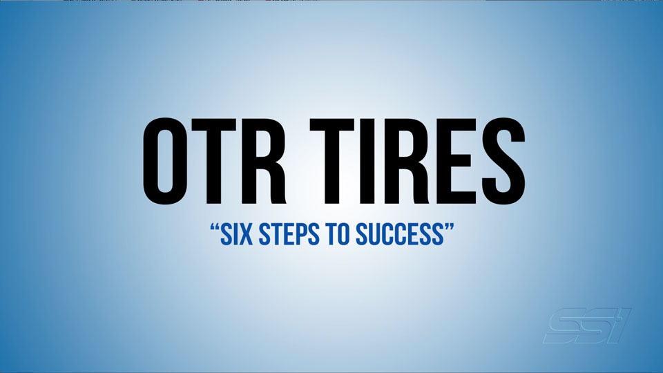 OTR TIRES: System Application Overview