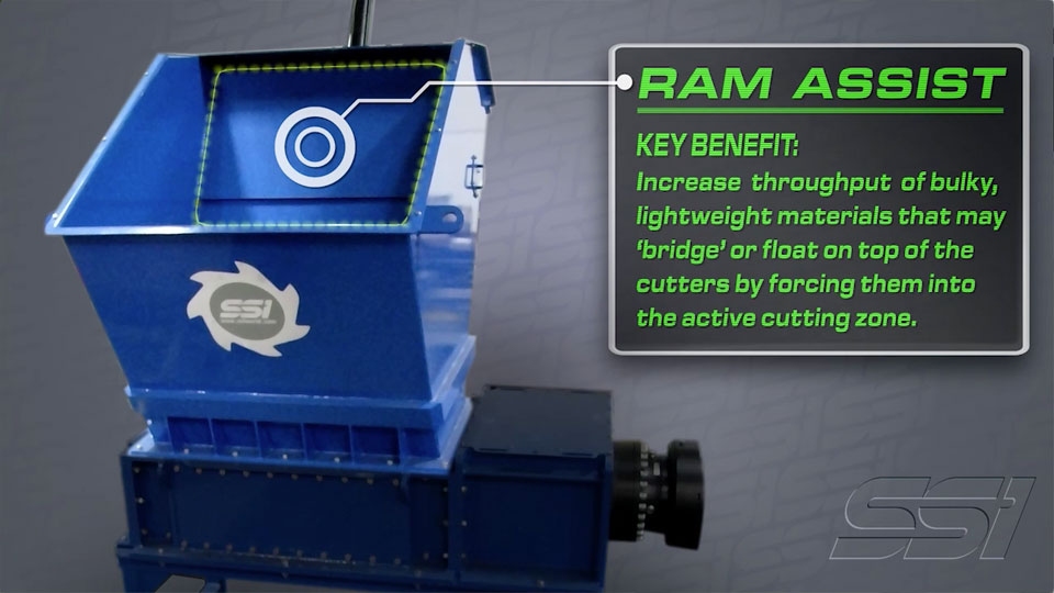 SSI TECHNOLOGY: Ram Assist (D)