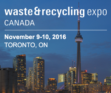 Meet SSI at the Canadian Waste & Recycling Expo