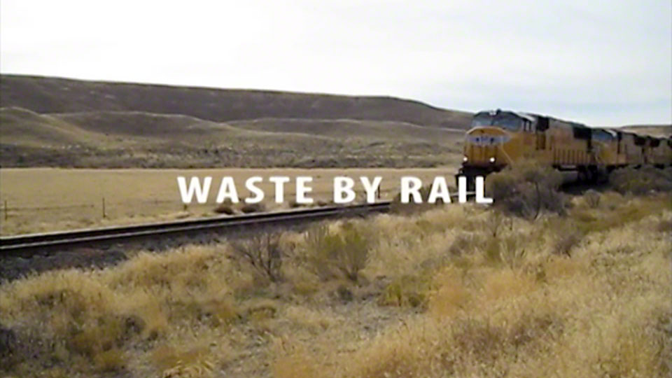 COMPACTORS: Waste By Rail (C)