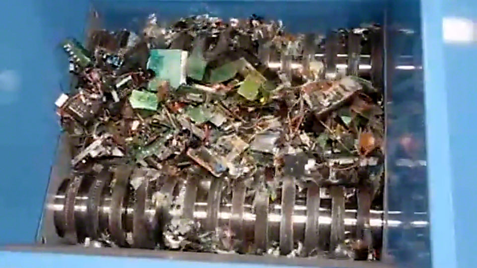 E-SCRAP: Circuit Boards (Q100)